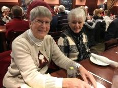 Mary Cross and Eileen Bell's Guest/Chauffeur Karen Barnett
